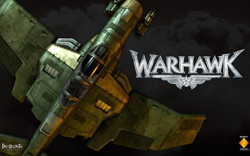Warhawk Wallpaper 1