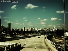 the city of So Paulo. (Fernanda Fronza) Tags: city cidade paulo so soe feza mywinners visofotogrfica