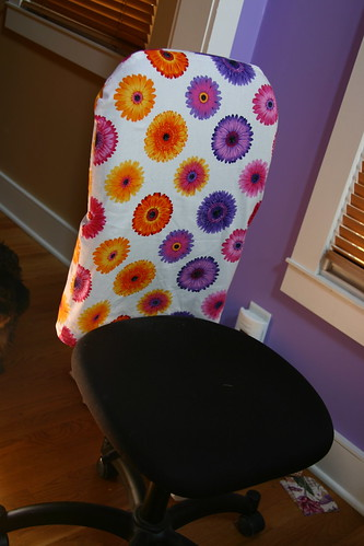 Chair cover (finally)