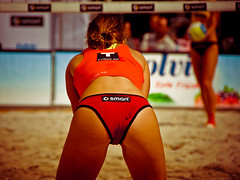 Waiting for the ball (manganite) Tags: girls red summer people game hot sexy net ass beach topf25 colors smart fashion sport digital ball germany geotagged cool sand topf50 women waiting colorful europe bonn seasons pants action tl squares candid events young competition tournament german babes match hotties volleyball d200 nikkor gals topf150 serving topf200 bikinis serve sportswear peopleschoice mnsterplatz northrhinewestphalia fav100 fav200 interestingness264 i500 18200mmf3556 utatafeature manganite nikonstunninggallery ipernity challengeyou challengeyouwinner avision date:year=2007 geo:lat=50734006 geo:lon=7099483 date:month=august format:ratio=43