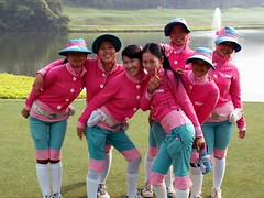 Jakarta Golf (Mangiwau) Tags: pink girls girl beautiful beauty modern female golf indonesia asian java asia seasia pretty gorgeous course jakarta females indah bsd indonesian breathtaking damai caddy delightful nona caddies nonya cantik tangerang wonderworld gadis kpk cewek banten aplusphoto insose coolestphotographers