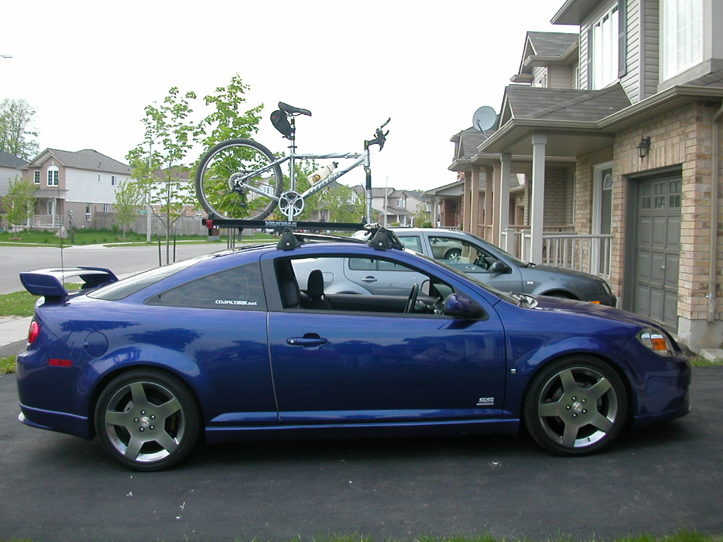Mountain Bike Rack - Page 2 - Cobalt SS Network