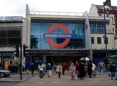 Picture of Brixton Station