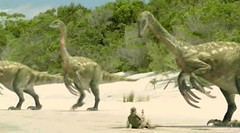 14 Nigel ad therizinosaurus aftercredits