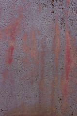 Apricot and Lilac Pitted Metal Grunge Background (PICDISK | Stock Photo Backgrounds) Tags: pink red portrait urban brown rot texture rotting stain pits metal rust iron industrial pattern purple decay background steel grunge rusty auburn gritty bumpy erosion textures spots spotty rusted backgrounds apricot chestnut sheet rusting rough grainy bumps decline corrosion deteriorated decayed decaying corroded reddish eroded deterioration oxidized oxide corrode deteriorating coarse eroding pitted pitting corroding grungie