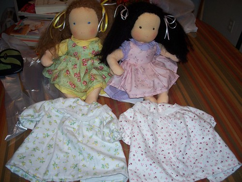 Dolls and Nighties
