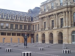 At the Palais Royal