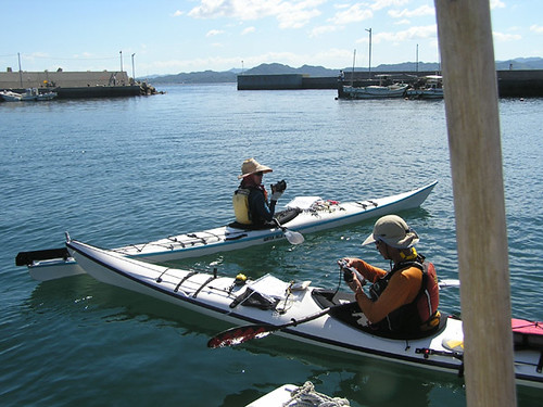 kayak crew
