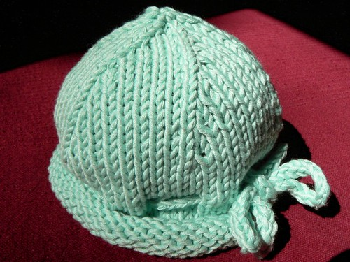 baby's cotton hat