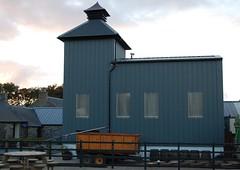 Kilchoman Farm Distillery (monika & manfred) Tags: scotland islay whisky mm distilleries scotland2007 islay2007