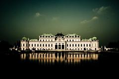 Belvedere Palace (Fotis ...) Tags: vienna belvederepalace