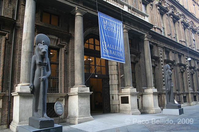 Galleria Sabauda y Museo Egizio. © Paco Bellido, 2009
