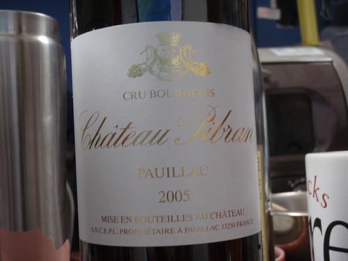 Ch. Pibran 2005