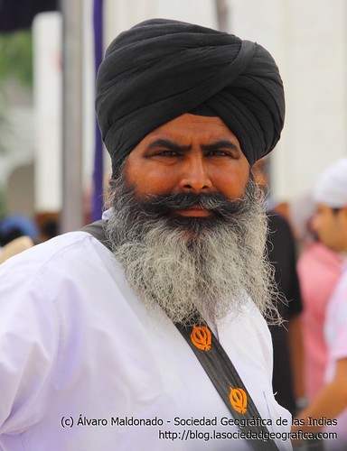 Hombre Sikh