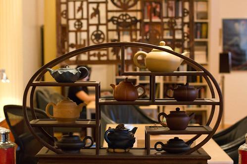 teapot menagerie