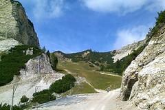 MTB v okolí Cortiny d' Ampezzo