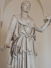 Athena  Parthenos 1st century BCE copy of 5th century BCE Greek original (mharrsch) Tags: italy sculpture rome statue greek roman religion goddess athena mythology 1stcenturybce palazzoaltemps parthenos mharrsch