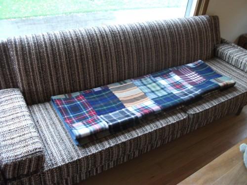 Pendleton patchwork