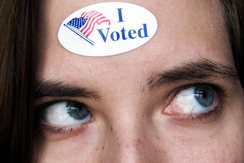 Day 100: I Voted
