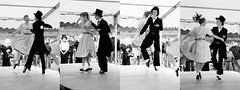 """Cake walk"" fauxtobooth (Szmytke) Tags: blackandwhite bw cake scotland dance dress drum walk pipe band tophat frock tartan bagpipe pipeband cakewalk turriff fauxtobooth"