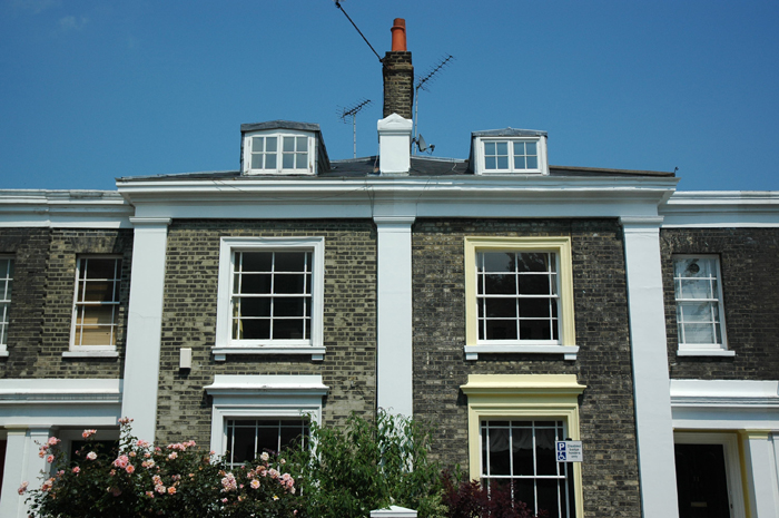 Semi Detached House :: Click for previous photo