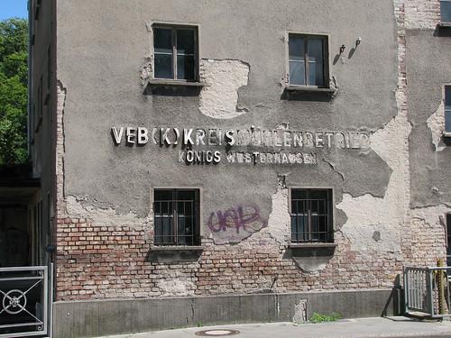 VEB (K) Kreismühlenbetrieb