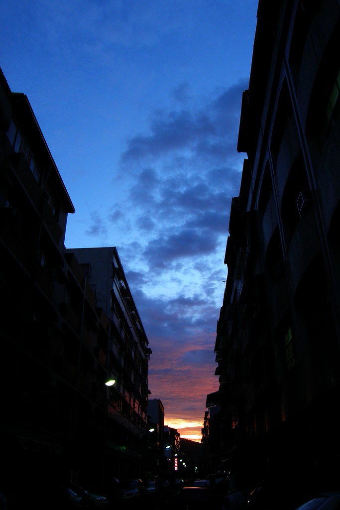 Sunset - P6220002