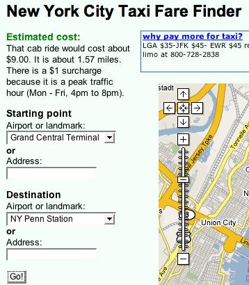 Cost of Cap Ride