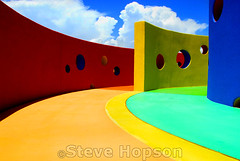 The Path (Steve Hopson) Tags: travel music usa abstract colour colors playground architecture austin geotagged concrete nikon flickr texas colours cityhall oz path circles peekaboo vivid multicoloured 100v10f austintexas dell maze publicart d200 multicolored wizardofoz labyrinth eyecandy 2007 2010 thepath landscapearchitecture mueller thewizardofoz photooftheday redevelopment austincityhall playscape brightlycolored keepaustinweird peoplesgallery travelphotography centraltexas landscapedesign travelphotos straightfromcamera vibrancy goaskalice theyellowbrickroad nikond200 robertmuellerairport stevehopson playscapes coloursandshapes followtheyellowbrickroad 070707 cityofaustin childrensmaze dellchildrenshospital rainbowweek nestedcircles july72007 colourartaward dellchildrensmedicalcenter dellchildrensmedicalcenterofcentraltexas allwalls contrastandcomposition verycheerful tbgpartners perspectiveabstract