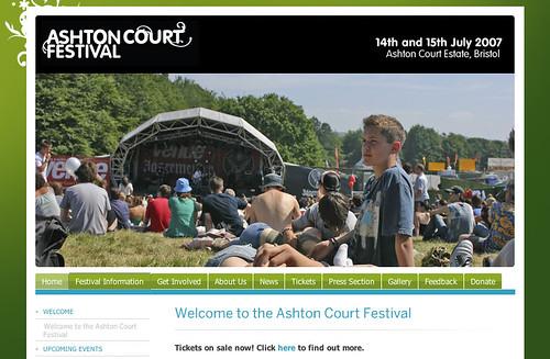 Ashton Court 2.00pm 15/07/07