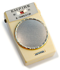 Empire (Spica) Pocket Transistor Radio model ST 608, 1960s (galessa's plastics) Tags: brazil history industry japan brasil radio vintage design designer sony collection electronics empire product materials histria industrialdesign esdi plastics spica consumerculture polymer productdesign plsticos materialculture designdeproduto polmeros desenhoindustrial designhistory galessa gersonlessa histriadodesenhoindustrial histriadosplsticos plasticsindustry classicplastics