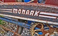Monark chain guard