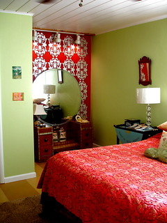 the bedroom project: the vegas nook
