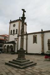 Church and pillory (Bernt Rostad) Tags: portugal pelourinho braganca pillory largodas gjallarhorntours2007