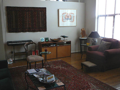 Room with Rug