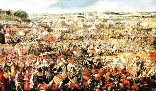 Schlacht am Kahlenberg Entsatz Wien 1683