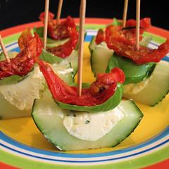 Cucumber & Boursin Nibbles3