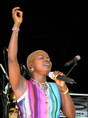 angelique kidjo singing a rainbow song