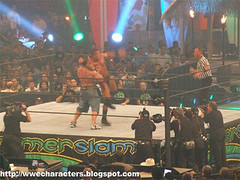 John Cena vs Randy Orton - Summerslam 07' (drgthang) Tags: sports raw wrestling entertainment wrestlers wwe randyorton matchup johncena summerslam liveevents wwetitle