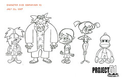 Ape Escape Cartoons