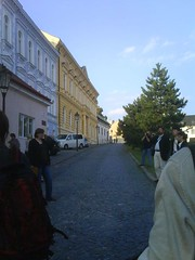 Nitra old town (girlwithtrowel) Tags: archaeology slovakia isap