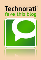 Technorati fave this blog