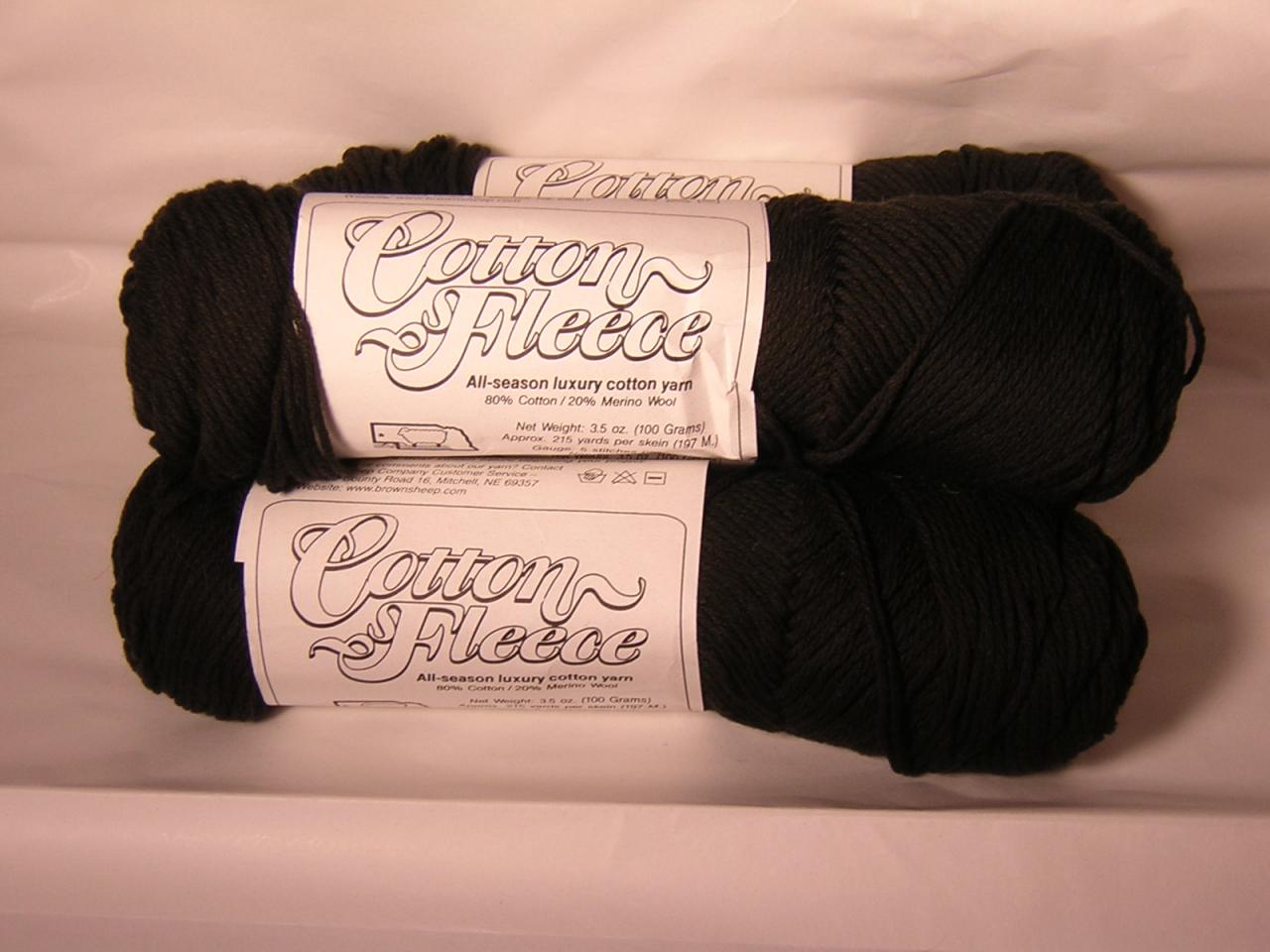Cavern Cotton Fleece x 4