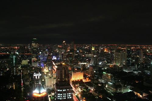 Bangkok desde Vertigo