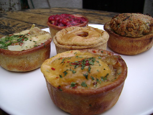 Yorkshire Pork Pies