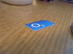 O2-UK SIM Card