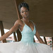 Michelle Perry, (USA) Weltmeisterin ueber 100 Meter Huerden