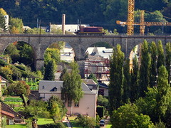 The Passerelle (Skept) Tags: europe luxembourg luxembourgcity