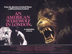 american werewolf (by senses working overtime)