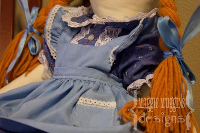 Maggie Muggins Doll